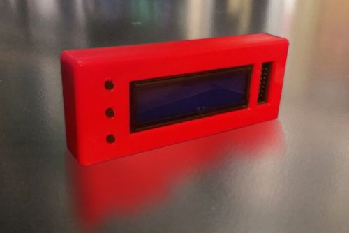 CPS2 Multi / F3 Multi LCD Housing