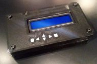Sega ST-V Multi-Selector LCD Housing